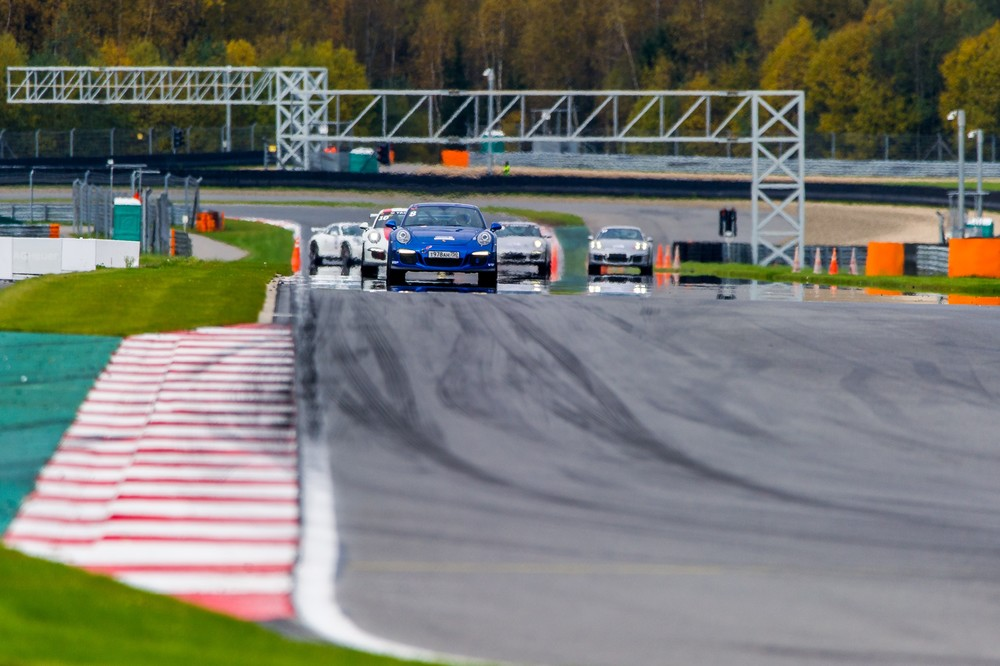 PSC 5 Stage | Moscow Raceway | 08.10.2017