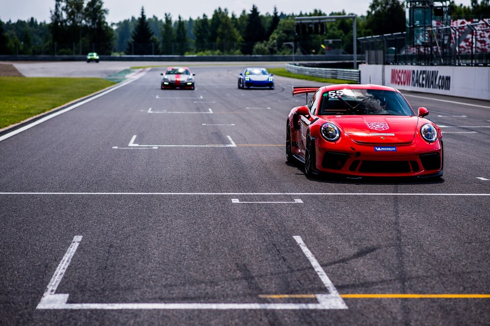 PSC 2 Stage | Moscow Raceway | 02.08.2020