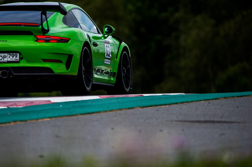 PSC 3 Stage | Moscow Raceway | 13.07.2019