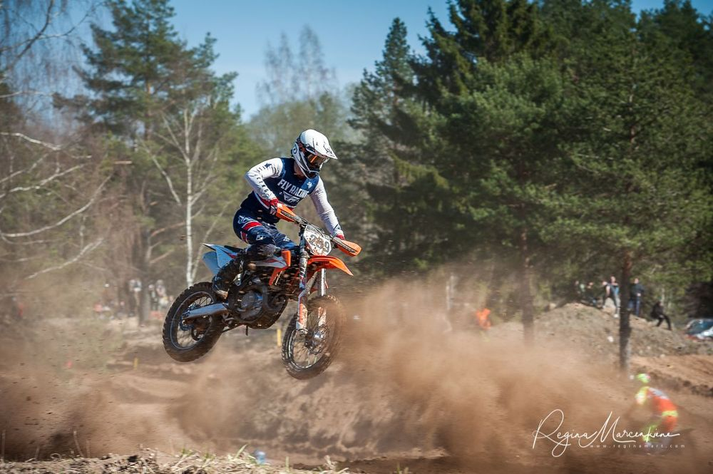 International Motocross Competition